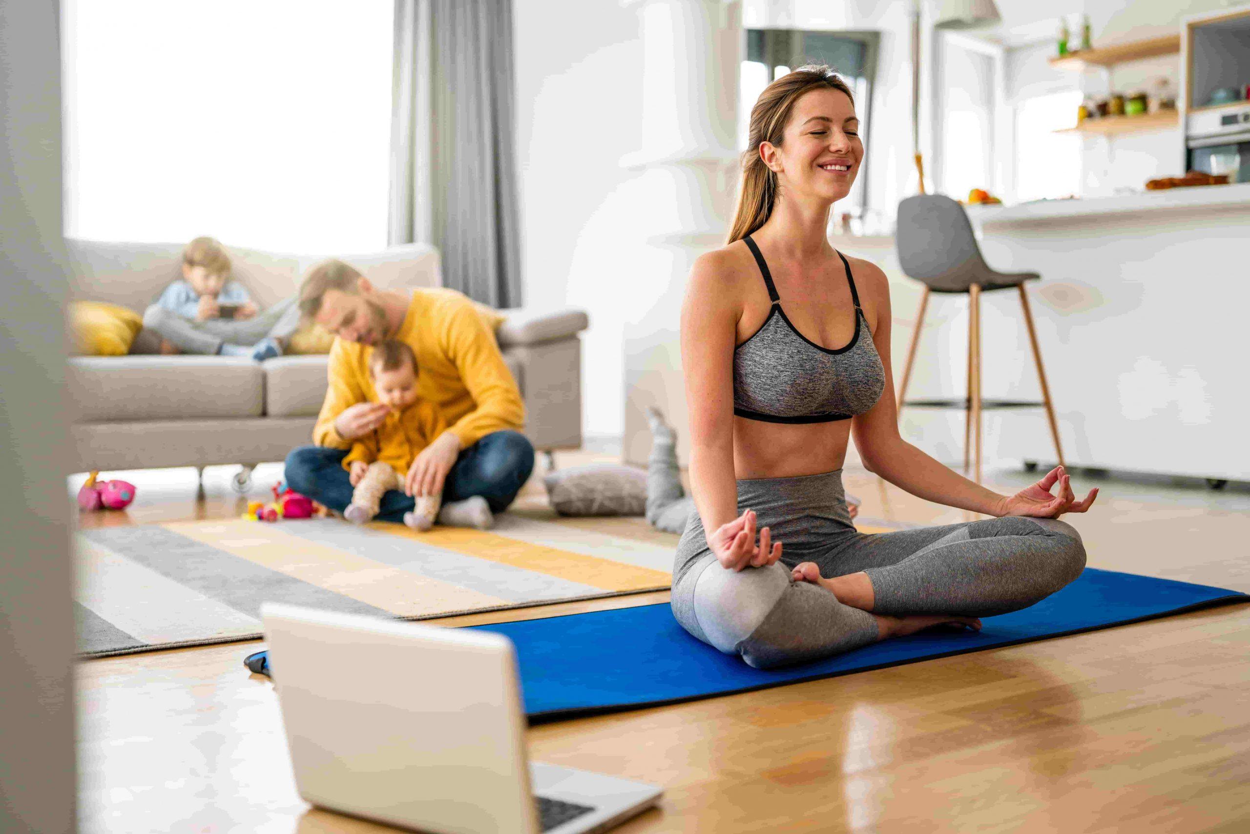 Meditação + Yoga da Endorfina Digital